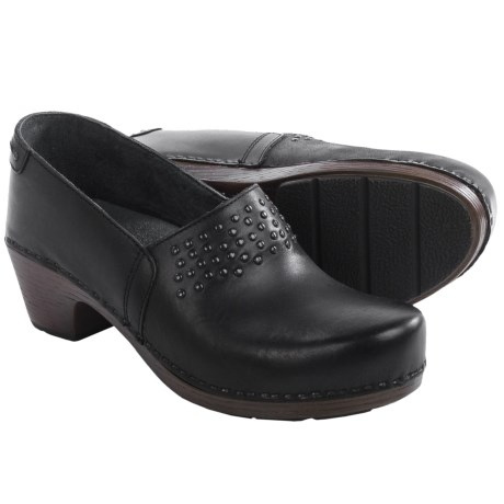 Dansko Mavis Clogs Leather (For Women)