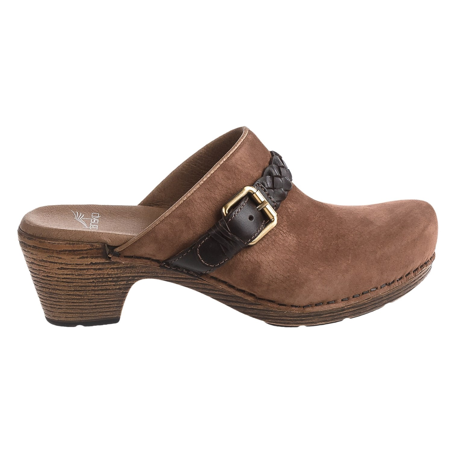 Dansko Melanie Strap And Buckle Clogs For Women Save 49