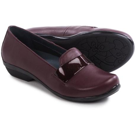 Dansko Oksana Shoes - Leather, Slip-Ons (For Women)