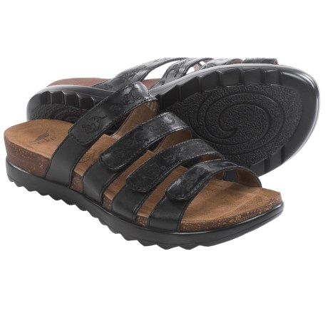 Dansko Paulina Sandals Leather (For Women)