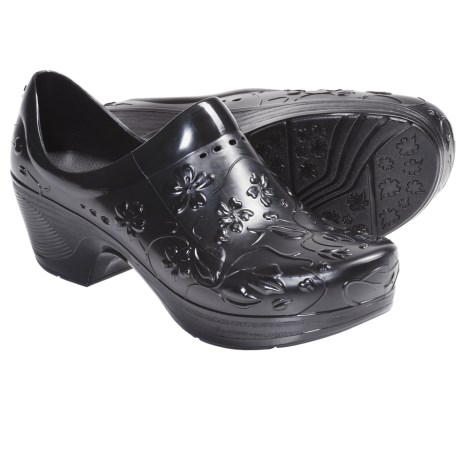 Dansko Pixie Clogs (For Women) in Black