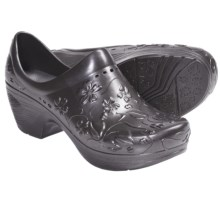 Dansko Pixie Clogs (For Women) in Grey - Closeouts