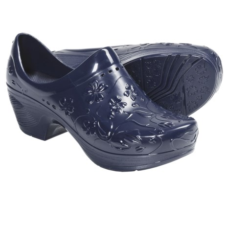 Dansko Pixie Clogs (For Women) in Navy