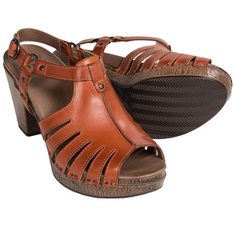 Dansko Randa Leather Sandals (For Women)