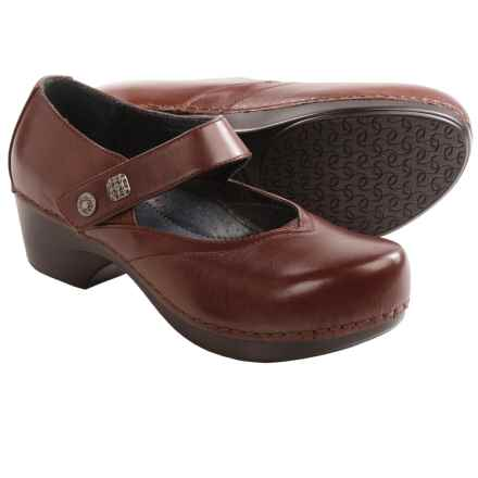 Dansko Tandy Mary Jane Shoes (For Women) in Cordovan - Closeouts