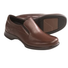 Dansko Travis Shoes - Leather, Slip-Ons (For Men) in Brown - Closeouts