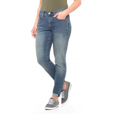 Image of Daphne Girlfriend Jeans (For Women)