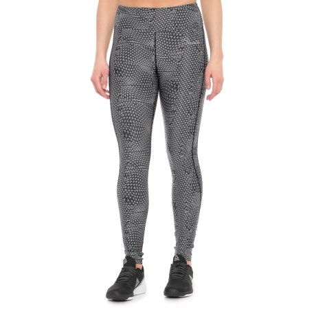 Dare 2b Articulate Running Tights (For Women) in Black Ebb & Flow