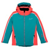 Dare 2b Beguile Ski Jacket - Waterproof, Insulated (For Kids)