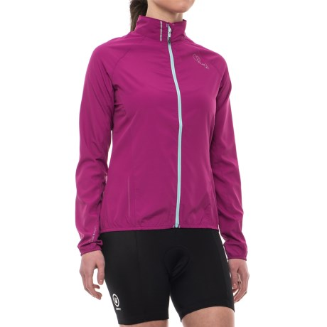 Dare 2b Blighted Windshell Jacket (For Women) in Camellia Purple