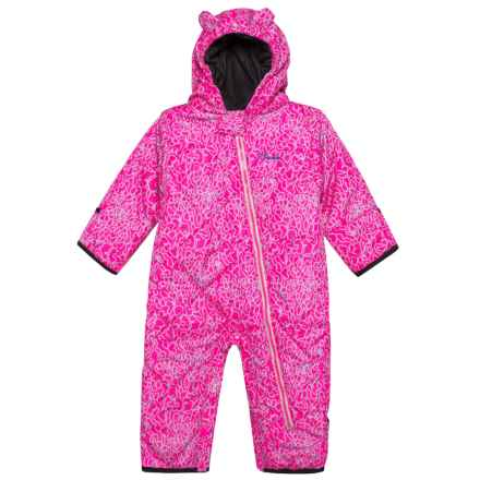 Dare 2b Break the Ice Snowsuit - Insulated (For Infants) in Cyber Pink - Closeouts