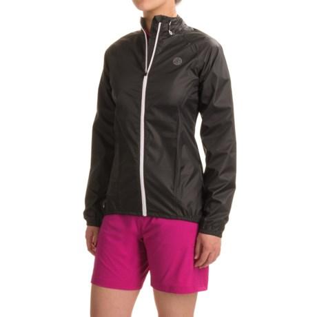 Dare 2b Evident Cycling Jacket - Waterproof (For Women) in Black