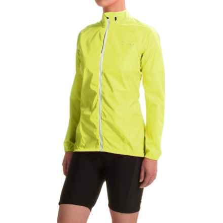 Dare 2b Evident II Shell Jacket - Waterproof (For Women) in Fluro Yellow - Closeouts