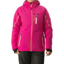 Dare 2b Exhilerate Ski Jacket - Waterproof, Insulated (For Women) in Electric Pink - Closeouts
