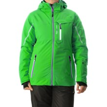 Dare 2b Exhilerate Ski Jacket - Waterproof, Insulated (For Women) in Fairway Green - Closeouts