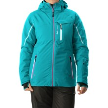 Dare 2b Exhilerate Ski Jacket - Waterproof, Insulated (For Women) in Freshwater Blue - Closeouts