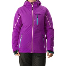 Dare 2b Exhilerate Ski Jacket - Waterproof, Insulated (For Women) in Performance Purple - Closeouts
