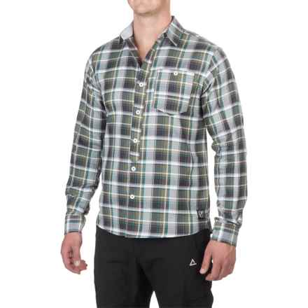 Dare 2b Fortify Shirt - Long Sleeve (For Men) in Ivy Green - Closeouts