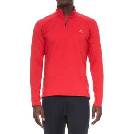 Dare 2b Fuseline Fleece Shirt - Long Sleeve (For Men) in Red Alert - Closeouts