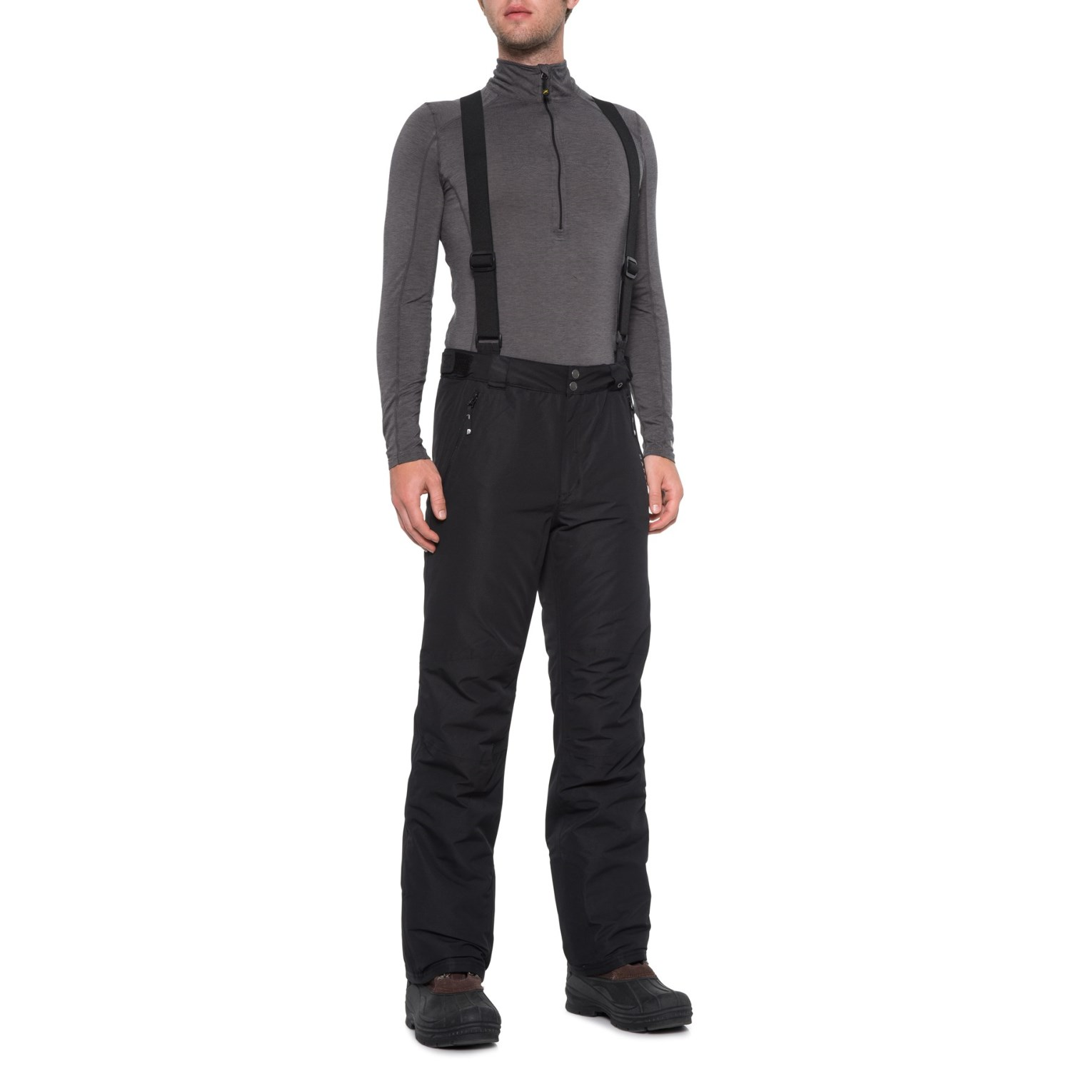 Dare 2B Mens Black Append Ski Trouser