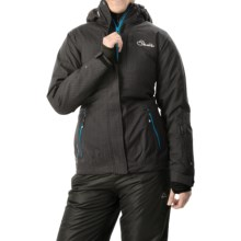Dare 2b Luster Ski Jacket - Waterproof, Insulated (For Women) in Black - Closeouts