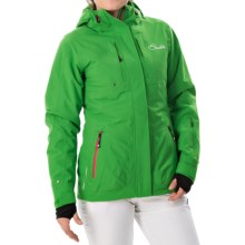 Dare 2b Luster Ski Jacket - Waterproof, Insulated (For Women) in Fairway Green - Closeouts