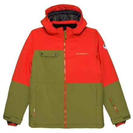 1d8c5ff6e Dare 2b Obverse Ski Jacket - Waterproof (For Big Kids) in Cardamome/Seville