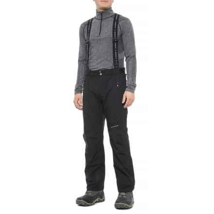 Dare 2b Pace Setter Pro II Full-Zip Ski Pants - Waterproof, Short (For Men) in Black - Closeouts