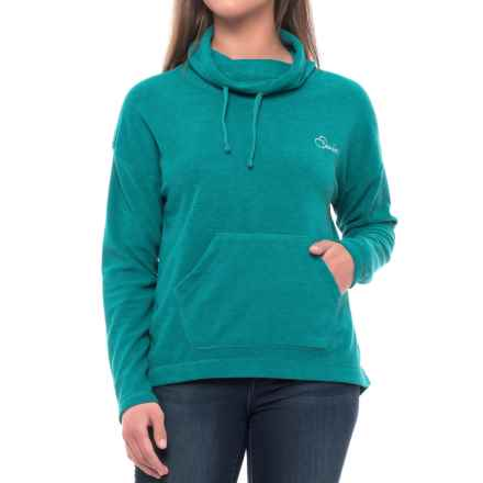 Dare 2b Prudent Fleece Shirt - Long Sleeve (For Women) in Deep Lake - Closeouts