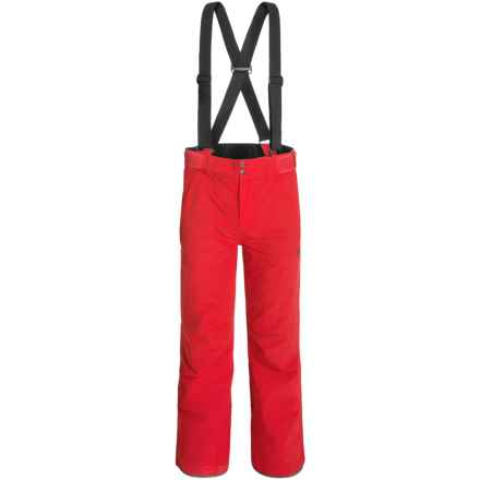 Dare 2b Qualify Ski Pants - Waterproof (For Men) in Red Alert - Closeouts