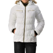 Dare 2b Refined Ski Jacket - Insulated (For Women) in White - Closeouts