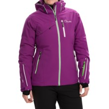 Dare 2b Rejuvenate Ski Jacket - Waterproof, Insulated (For Women) in Performacne Purple - Closeouts