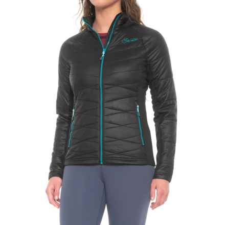 Dare 2b Spin Out Hybrid Jacket - Insulated (For Women) in Black - Closeouts