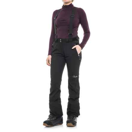 Dare 2b Stand For Ski Pants - Waterproof (For Women) in Black - Closeouts