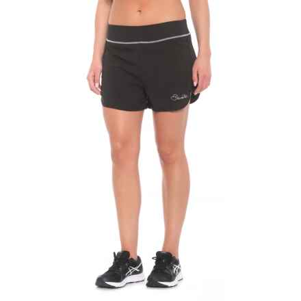 Dare 2b Succession Running Shorts (For Women) in Black - Closeouts