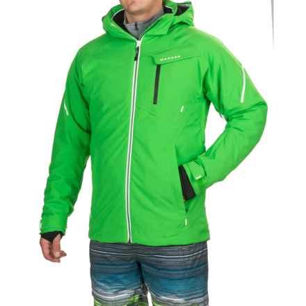 Dare 2b Well Versed Ski Jacket - Waterproof, Insulated (For Men) in Fairway Green - Closeouts