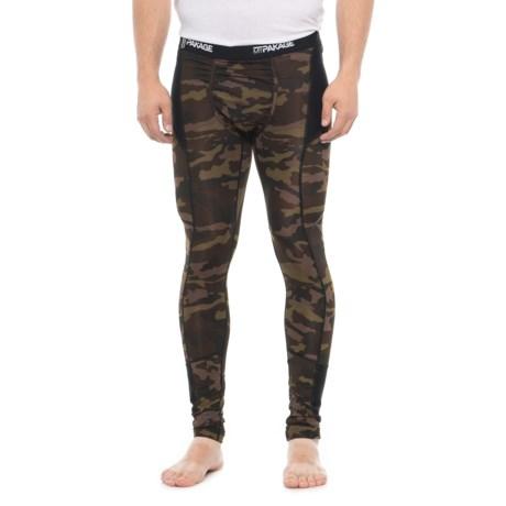 Image of Dark Camo Pro-X Full-Length Leggings (For Men)