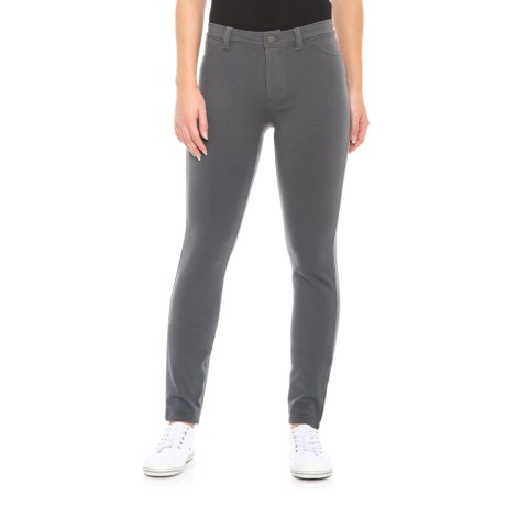 Image of Dark Graphite Sidekick Jeggings - UPF 40+, Organic Cotton (For Women)