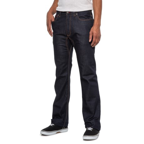 Dark Wash 307 Lined Classic Fit Jeans (For Men) - DARK WASH ( )