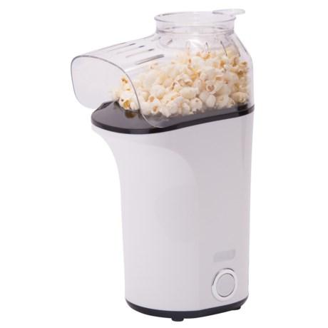 Dash Fresh Pop Air Popper Popcorn Maker in White