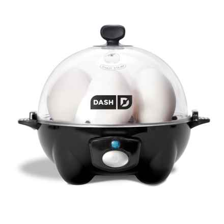 Dash Go Rapid Electric Egg Cooker in Black - Closeouts