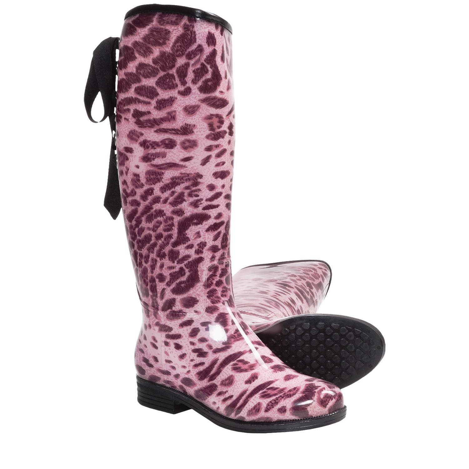 Excellent Super Cute Waterproof Ankle Rain Boots For Women! 9 Fun Patterns To Choose From And Theyre A Great Deal Norty  Ladies Ankle Rain Boots  For Women  Waterproof Rainboot For Winter Spring And Garden  Warm And