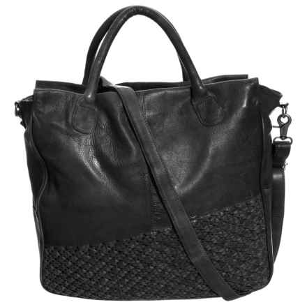 Day & Mood Angel Tote - Leather (For Women) in Black - Closeouts