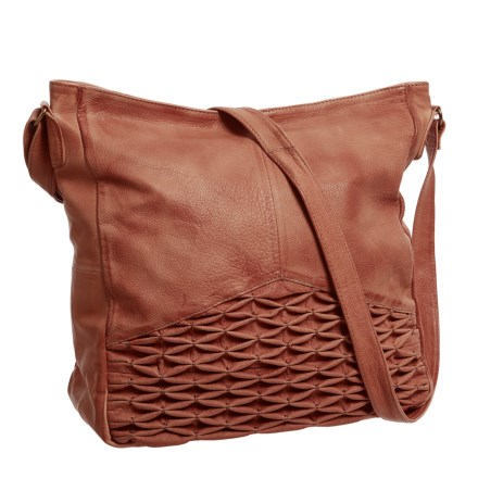 7cd9563a72 Day   Mood Isa Hobo Bag - Leather (For Women) in Cognac - Closeouts
