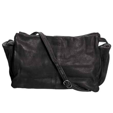 Day & Mood Maple Crossbody Bag (For Women) in Black
