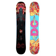 DC Shoes 2012 MLF Snowboard in 154 Multi - Closeouts
