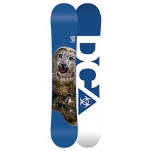 DC Shoes 2013 PBJ Snowboard in 157 Multi/Blue/White Bottom - Closeouts