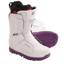 DC Shoes 2014 Search Snowboard Boots (For Women) in White - Closeouts