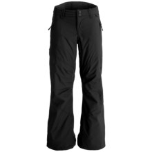 DC Shoes Ace K Snowboard Pants - Waterproof, Insulated (For Girls) in Caviar - Closeouts