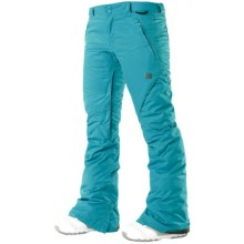DC Shoes Ace S 13 Snowboard Pants - Insulated (For Women) in Aegean - Closeouts